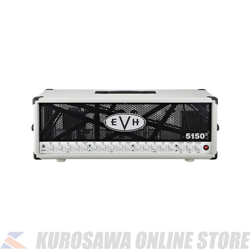EVH 5150III 100W Head -Ivory- 100V JPN【受注生産品】 (ご予約受付中)【ONLINE STORE】