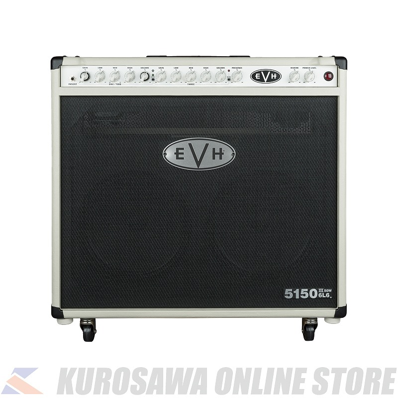 EVH 5150III 2x12 50W 6L6 Combo -Ivory- 100V JPN (ご予約受付中)【ONLINE STORE】