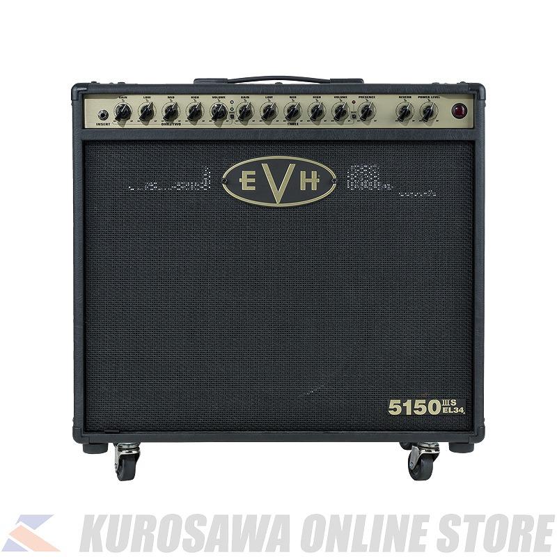 EVH 5150III 50W EL34 1x12 Combo -Black- 100V JPN (ご予約受付中)【ONLINE STORE】