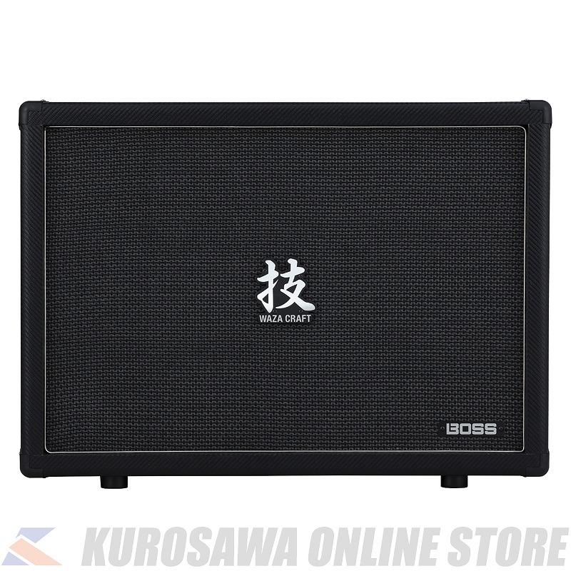 BOSS WAZA Amp Cabinet212 Guitar Amplifier Cabinet (ご予約受付中)【送料無料】【ONLINE STORE】