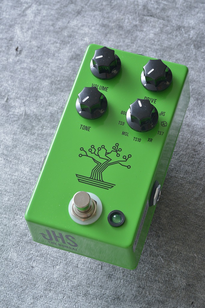 JHS Pedals THE BONSAI 9-way Screamer 《エフェクター》【送料無料】 【ONLINE STORE】
