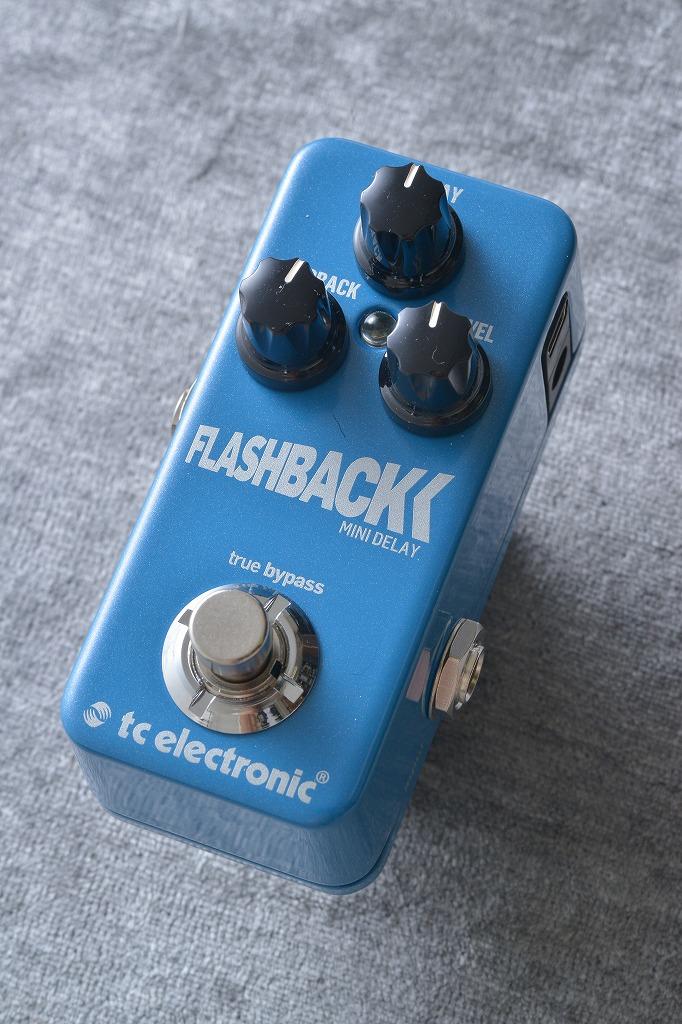 TC ELECTRONIC FLASHBACK MINI《エフェクター》【送料無料】 【ONLINE STORE】