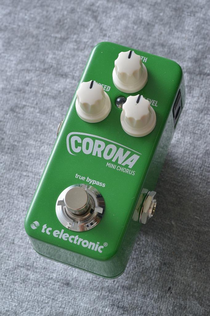 TC ELECTRONIC CORONA Mini《エフェクター/コーラス》【送料無料】 【ONLINE STORE】