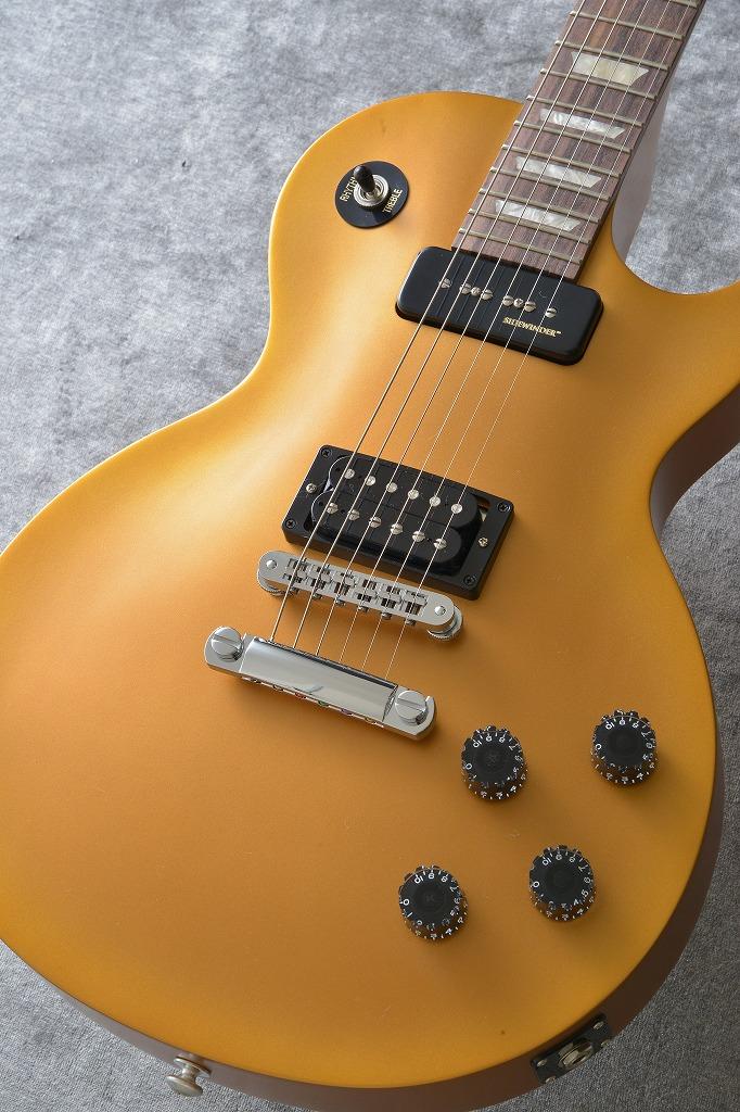 Gibson LP Futura 2014 Bullion Gold Vintage Gloss Min-ETune(送料無料)(アウトレット特価) 【ONLINE STORE】