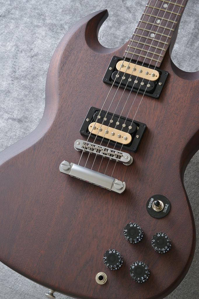 Gibson SGM 2014 Chocolate Satin Satin Chrome Min-ETune(送料無料)(アウトレット特価) 【ONLINE STORE】