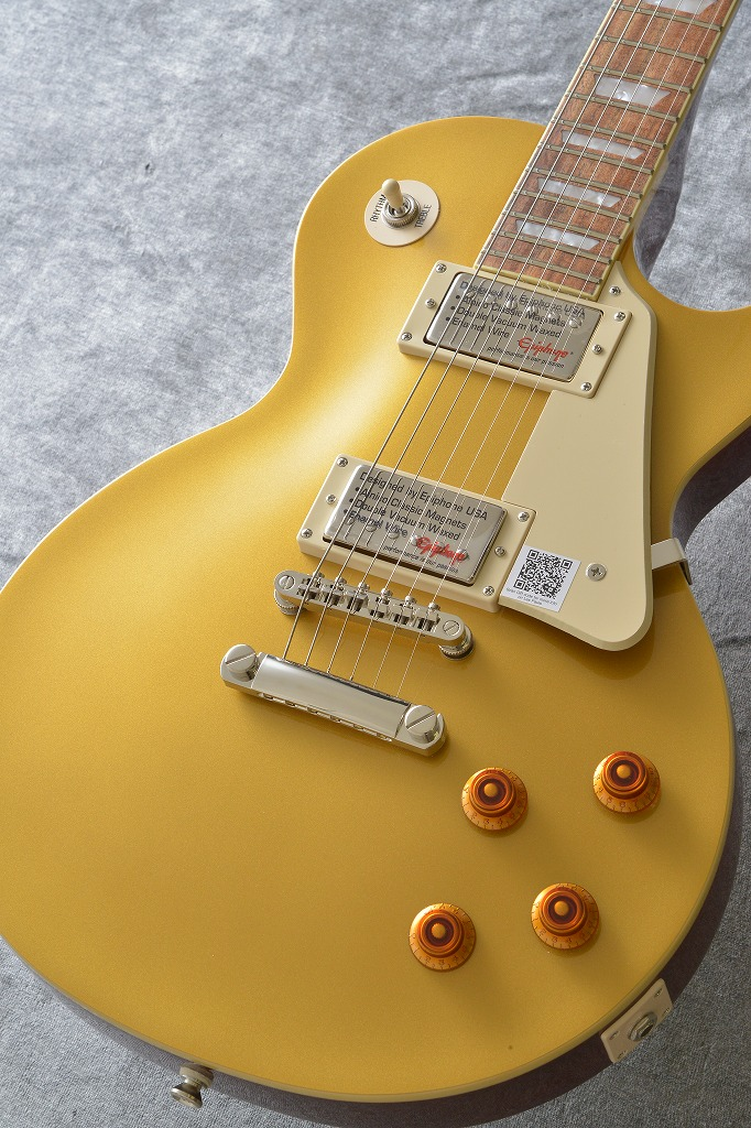 Epiphone / エピフォン レスポール Les Paul Standard (Metallic Gold) (ENS-MGCH1) (ONLINE STORE)