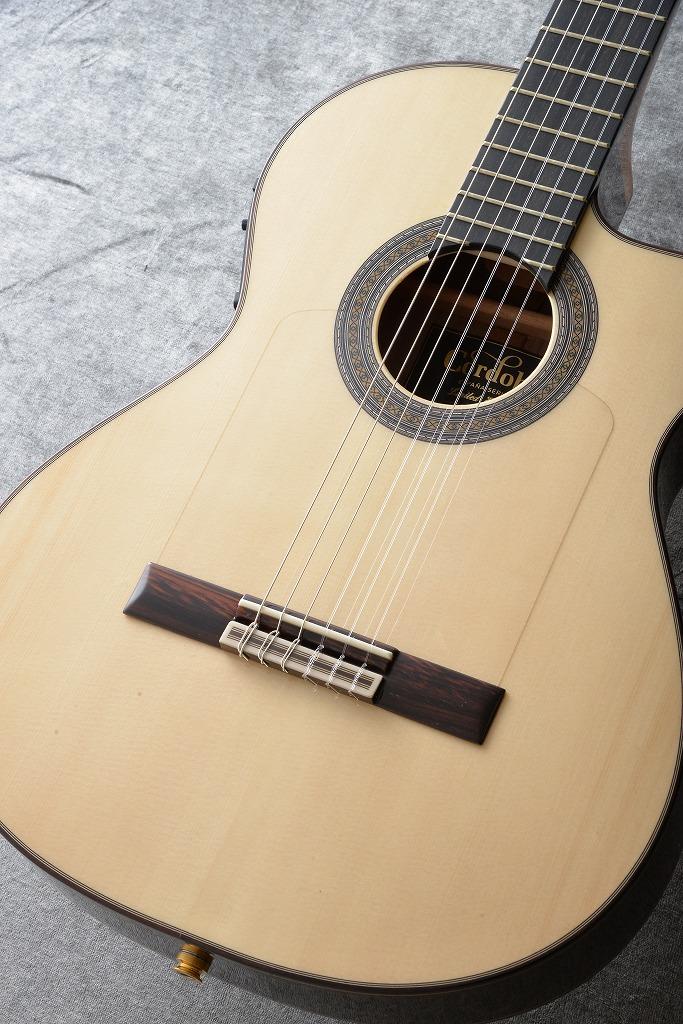 Cordoba 55FCE CORDOBA 55FCE Negra 《クラシックギター》【送料無料】 【ONLINE STORE】