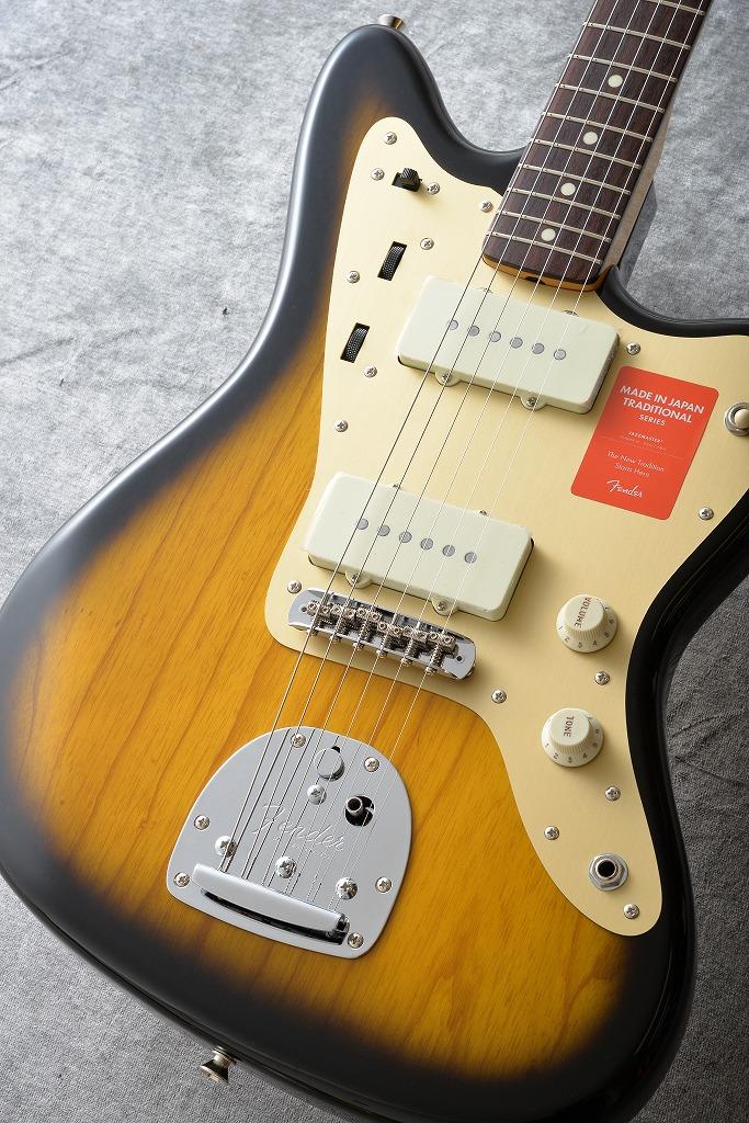 Fender Made in Japan Traditional 60s Jazzmaster Anodized Ash(2-Color Sunburst)[数量限定モデル] 【ONLINE STORE】