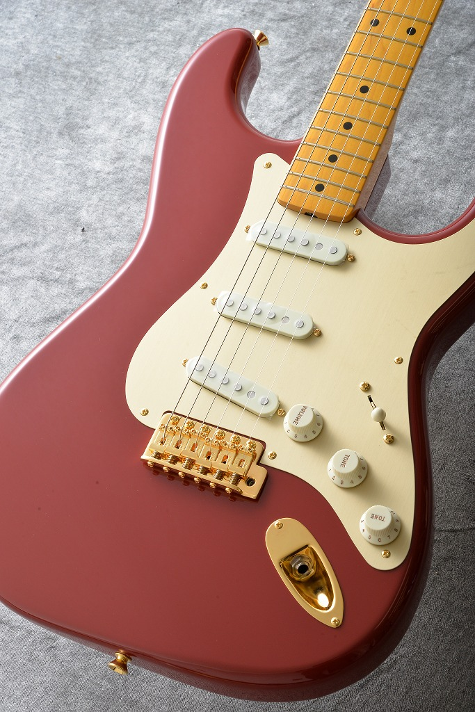 Fender Made in Japan Traditional 50s Stratocaster Anodized(Dakota Red)[数量限定モデル] 【ONLINE STORE】
