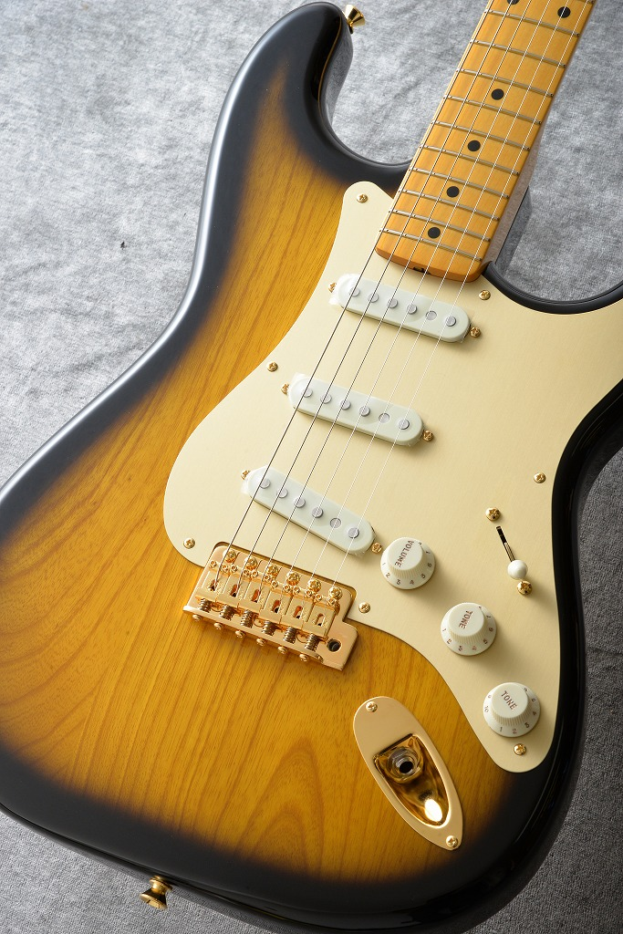 Fender Made in Japan Traditional 50s Stratocaster Anodized(2-Color Sunburst)[数量限定モデル] 【ONLINE STORE】