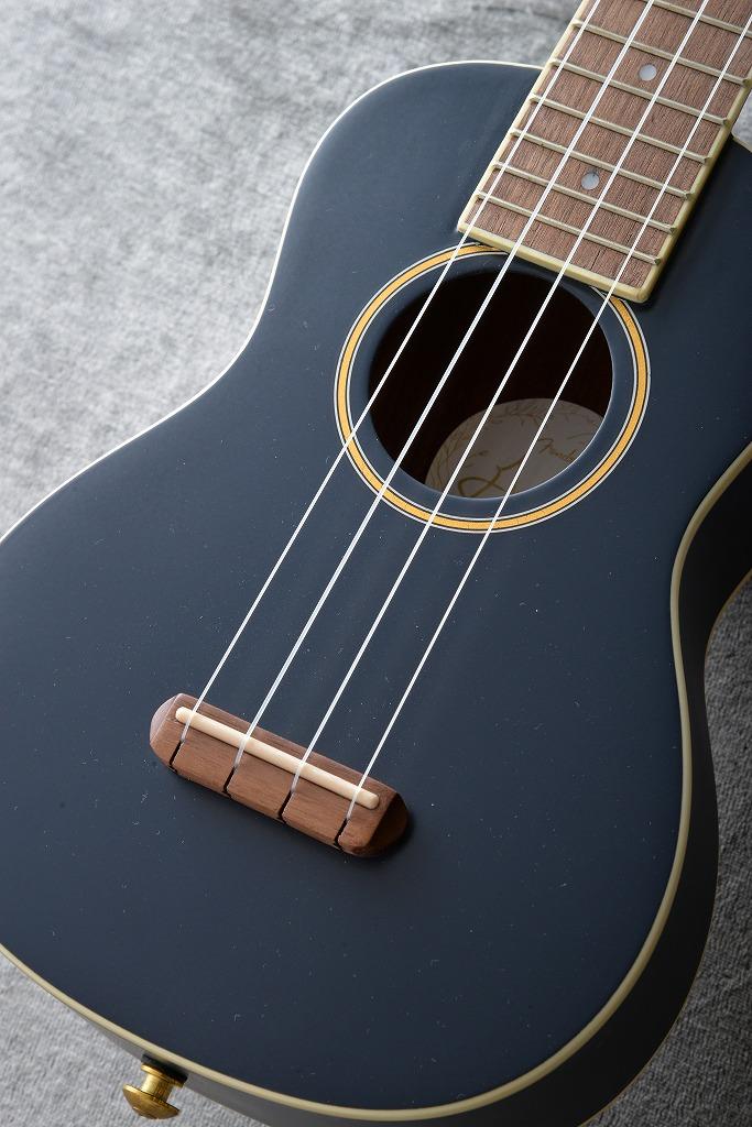 """Fender Grace VanderWaal """"Moonlight"""" Soprano Uke【送料無料】 【ONLINE STORE】"""