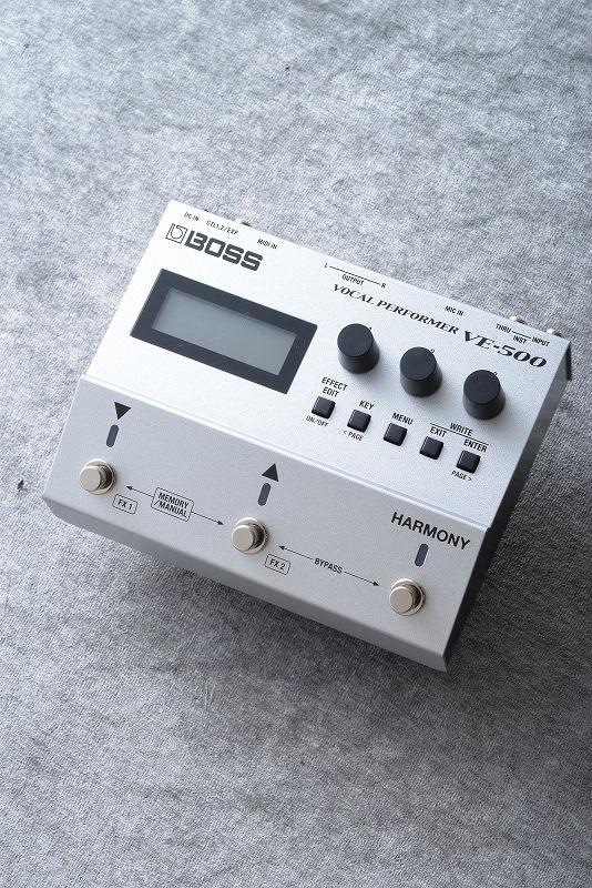 BOSS VE-500 (ご予約受付中)【ONLINE STORE】