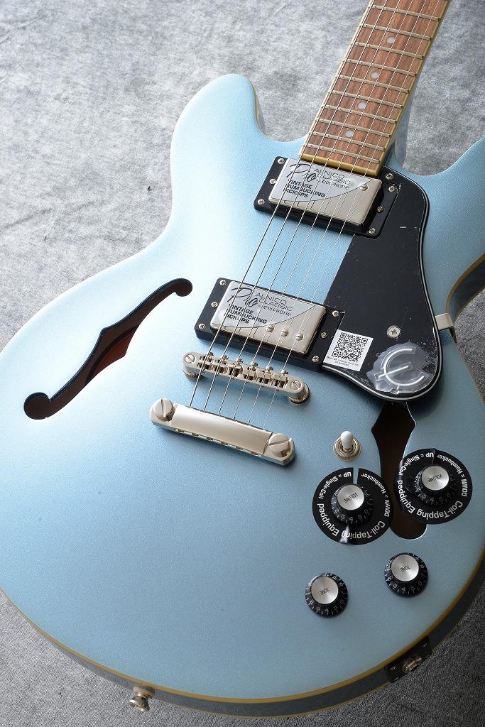 Epiphone ES-339 Pelham Blue 【ONLINE STORE】
