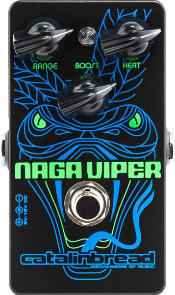 Catalinbread Naga Viper 《エフェクター/ブースター》【送料無料】【smtb-u】(ご予約受付中)【ONLINE STORE】