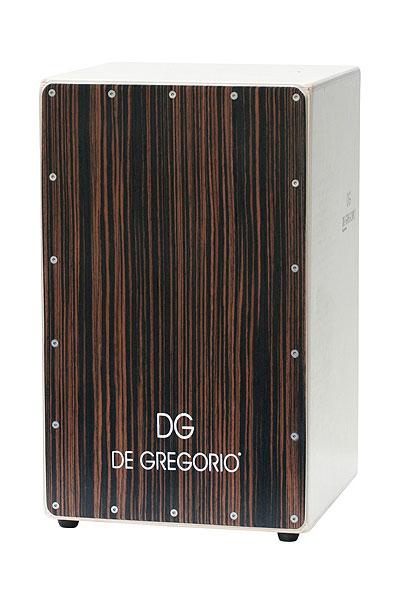 DE GREGORIO(デ・グレゴリオ) / MAESTRAL MAKASSAR -着せ替えカホン - 【送料無料】【ONLINE STORE】