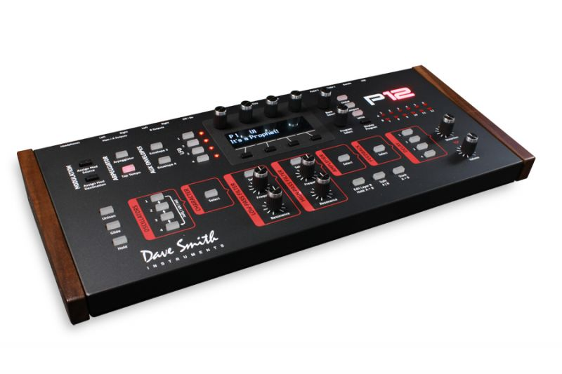 Dave Smith Instruments Prophet 12 Module【送料無料】【ONLINE STORE】