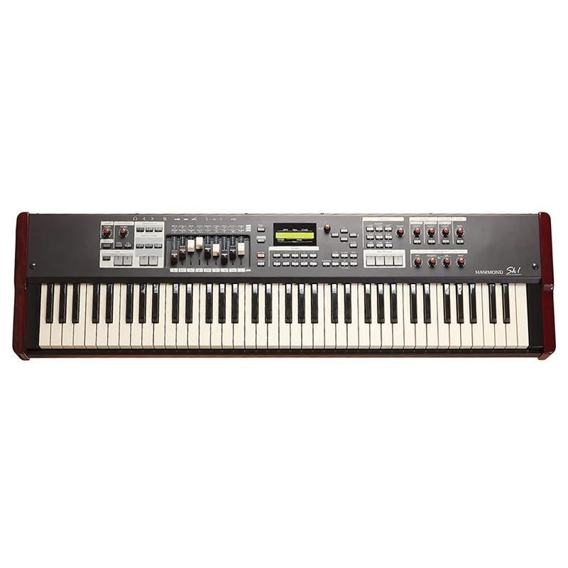 Hammond SK1-73key【専用ソフトケース、20鍵MIDIペダルセット】【送料無料】【ONLINE STORE】