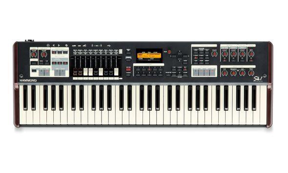 Hammond SK1【専用ソフトケース、MIDIペダルセット】【送料無料】【ONLINE STORE】