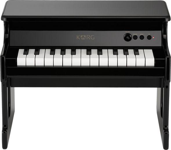 KORG tiny PIANO/Black 【デジタルトイピアノ】【送料無料】【ONLINE STORE】