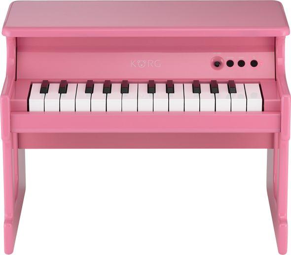 KORG tiny PIANO/Pink 【デジタルトイピアノ】【送料無料】(納期未定・ご予約受付中)【ONLINE STORE】