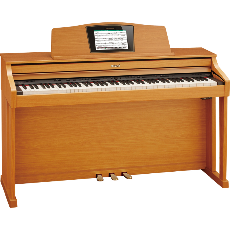 Roland HPi-50e Digital Piano HPI50E-LWS(ライトウォールナット調仕上げ)《デジタルピアノ》 【配送設置料無料】【ONLINE STORE】
