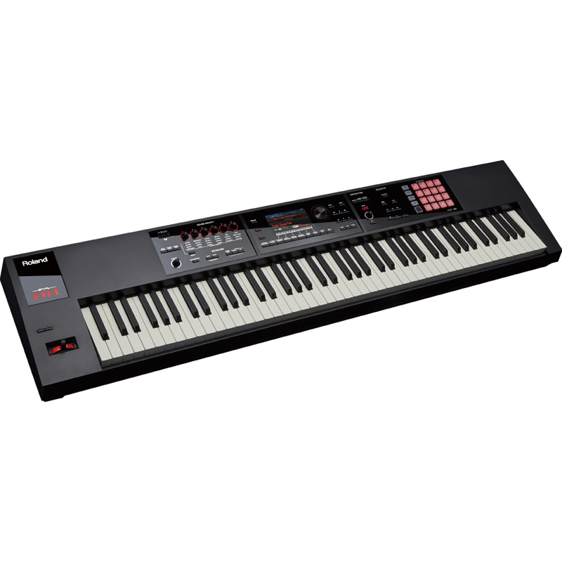 Roland Music Workstation FA-08 《シンセサイザー》【送料無料】【ONLINE STORE】