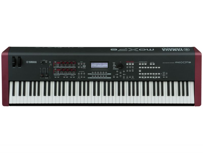 Yamaha MOXF8【送料無料】【ONLINE STORE】