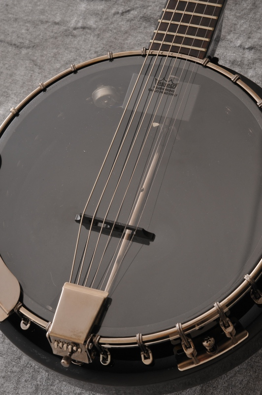 DEAN Backwoods 6 Banjo DEAN Electric(Black/Chrome) 《6弦バンジョー》 6【送料無料 Banjo】 [BW6E BC](ご予約受付中)【ONLINE STORE】, 爽快ドリンク専門店:79f3e7b3 --- officewill.xsrv.jp