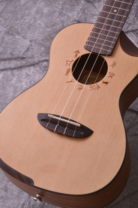 aNueNue Ukulele Super Lani Compact Compact Concert, Spruce Super Spruce Top [aNN-SLSC] 《コンサートウクレレ》【送料無料】, 爆売り!:d9ce224a --- officewill.xsrv.jp