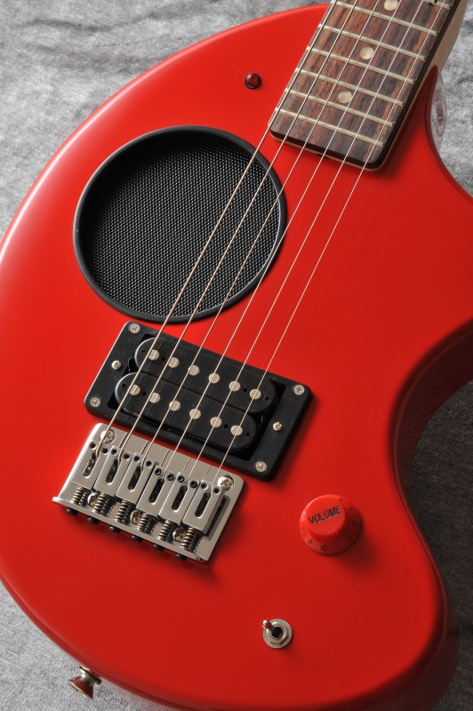 FERNANDES ZO-3 (RED)(送料無料)(弦2セットプレゼント)【ONLINE STORE】