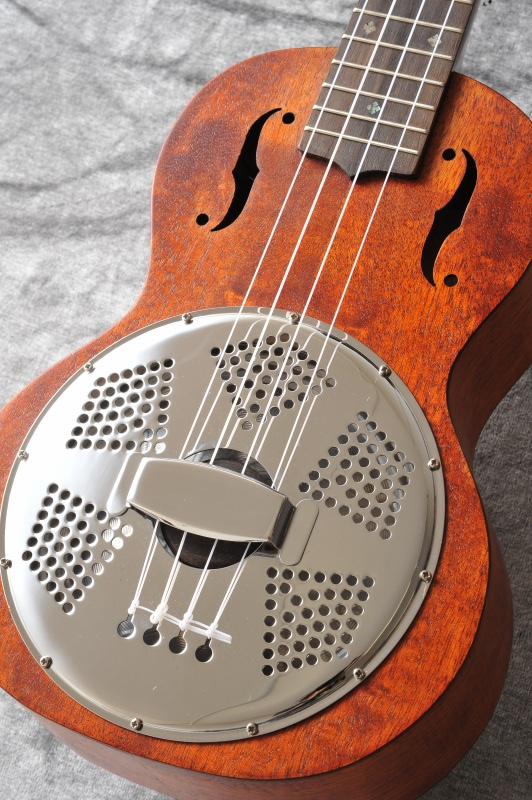 Gretsch Roots Collection G9112 Resonator-Ukulele 《コンサートリゾネーターウクレレ》【送料無料】【ONLINE STORE】