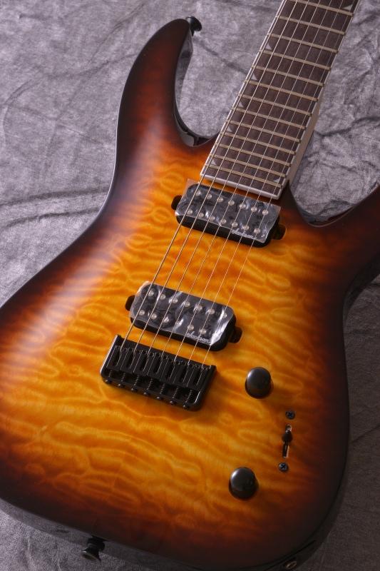 Jackson JS Series JS32-7Q DINKY (Tobacco Burst) 《エレキギター/7弦》【送料無料】【ONLINE STORE】