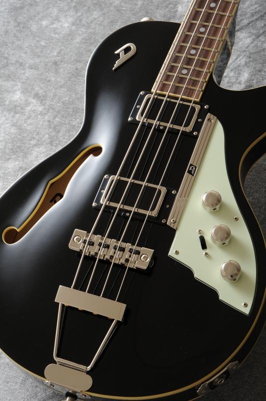 Duesenberg Starplayer Bass DBB-BK (Black) 【送料無料】【ONLINE STORE】