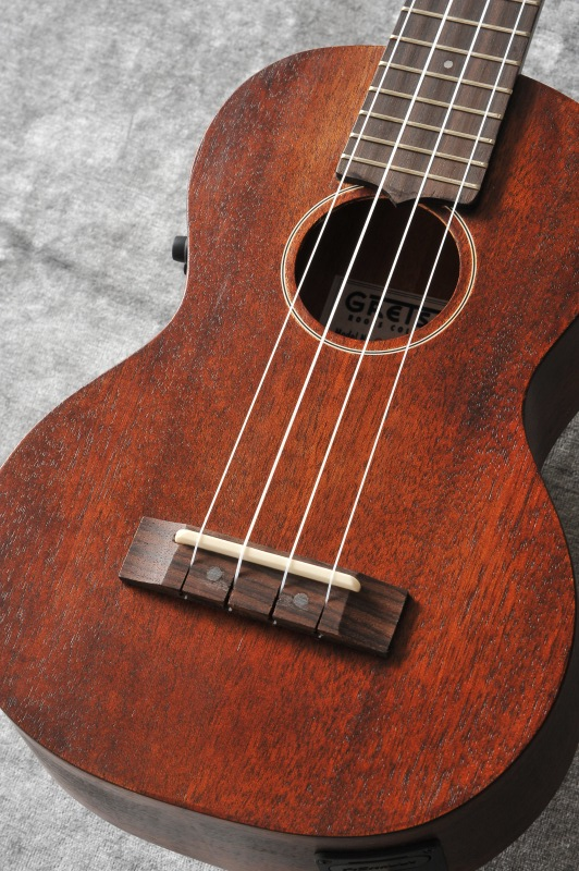 Gretsch Roots Collection G9110-L Concert Long-Neck Acoustic/Electric 《ロングネックコンサートエレウクレレ》【送料無料】【ONLINE STORE】