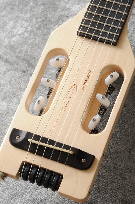 Traveler Guitar ULTRA LIGHT SERIES Ultra Light Nylon 《エレガットギター》【送料無料】【納期未定・ご予約受付中】【ONLINE STORE】