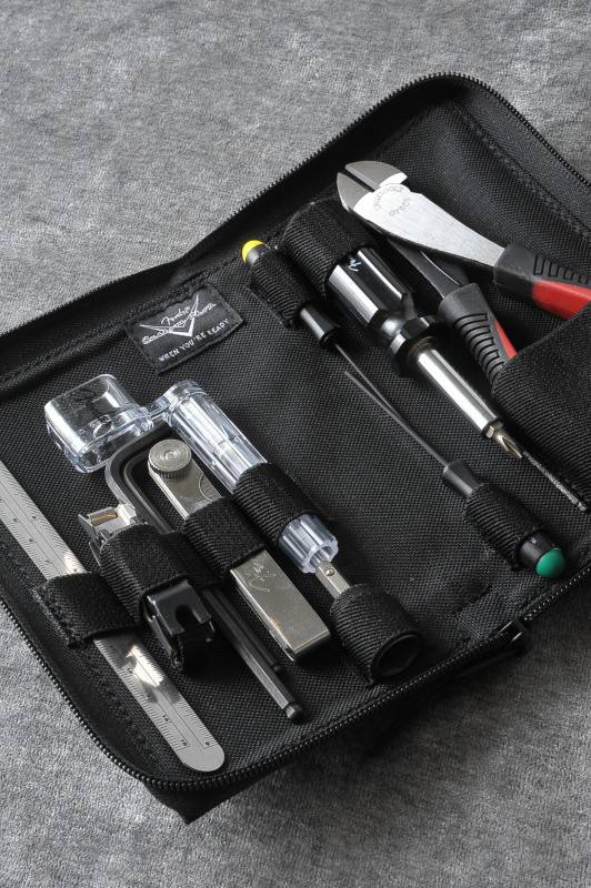 Fender Custom Shop Tool Kit by CruzTools 《工具》(ご予約受付中)【ONLINE STORE】