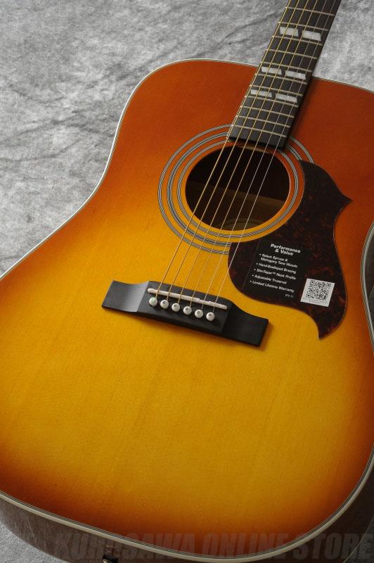 Epiphone Hummingbird Artist (Honey Burst)[EAHRHBNH3]《アコースティックギター》【送料無料】【ONLINE STORE】