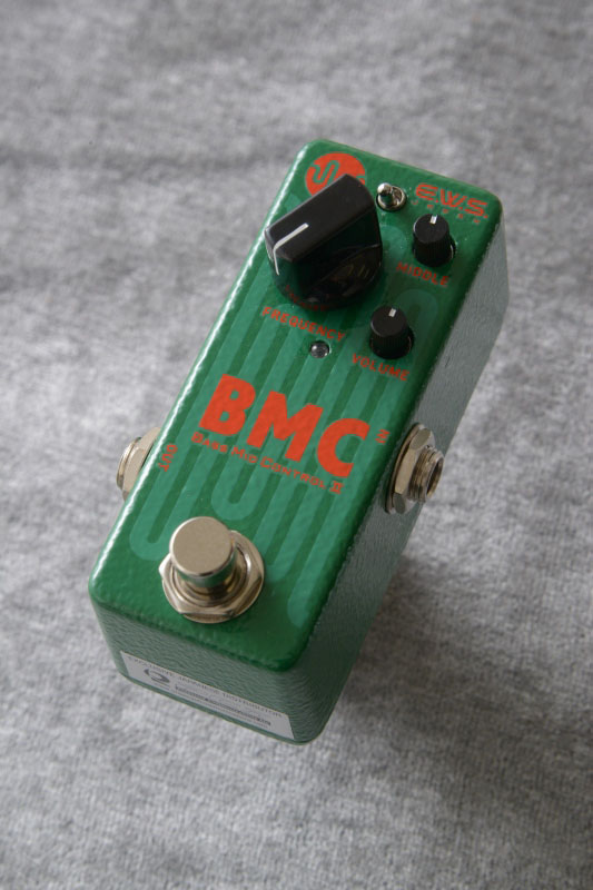 E.W.S BMC2 Bass Mid Control 2 《エフェクター/ベース用ミッドコントローラー》【送料無料】【ONLINE STORE】