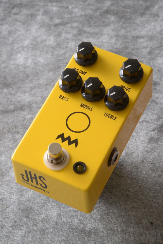 JHS Pedals Charlie Brown V4 《エフェクター/ オーバードライブ 》【送料無料】【ONLINE STORE】
