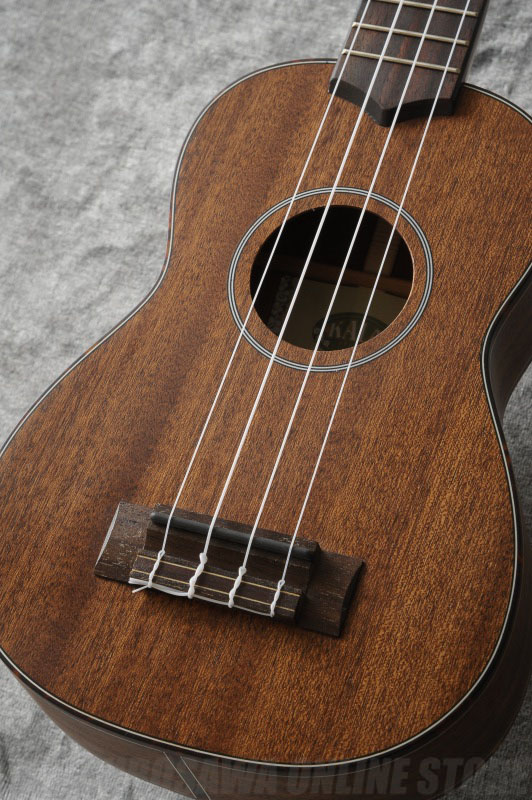 KALA ALL SOLID MAHOGANY Series KA-SMHS (ソプラノウクレレ)(送料無料)【ONLINE STORE】