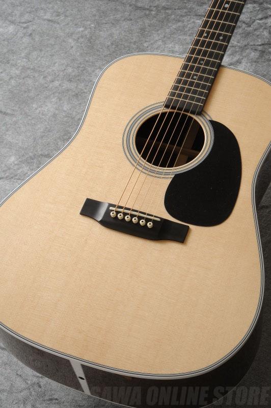 Martin STANDARD Series D-28 (アコースティックギター)(送料無料)(加湿器+お手入れセットプレゼント)(WEB限定)