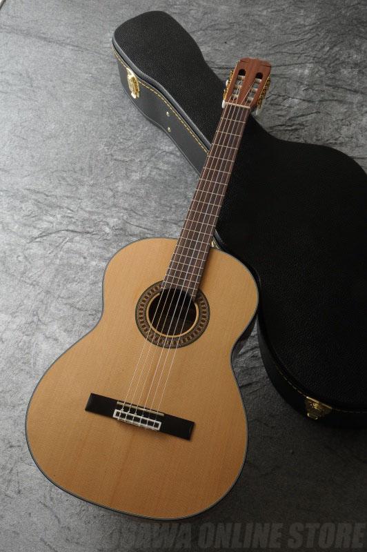 MATSUOKA 松岡良治 MC-70C (Natural Gloss) 《クラシックギター》【送料無料】【ハードケース付】【期間限定特価】(入荷しました!)【ONLINE STORE】