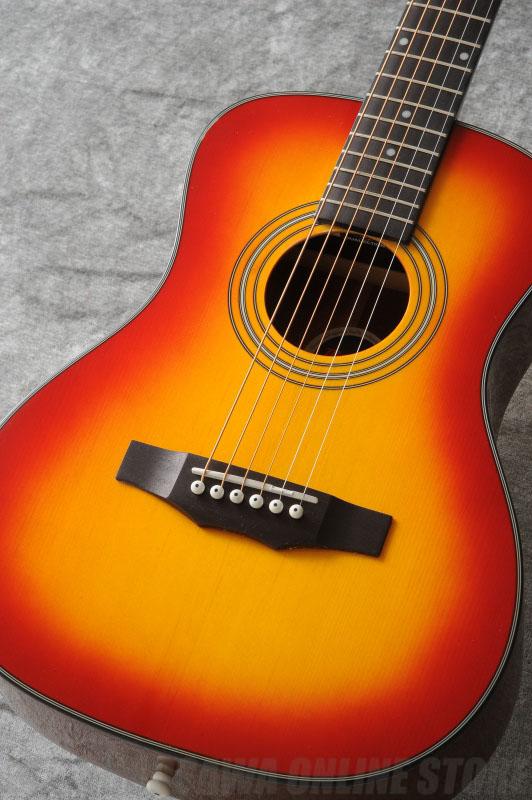 Morris LA-231 CS《ミニアコースティックギター》【送料無料】【ONLINE STORE】