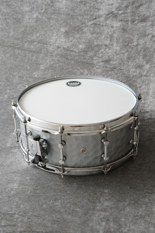 TAMA S.L.P. SOUND LAB PROJECT Series LST1455H Vintage Hammered Steel 14