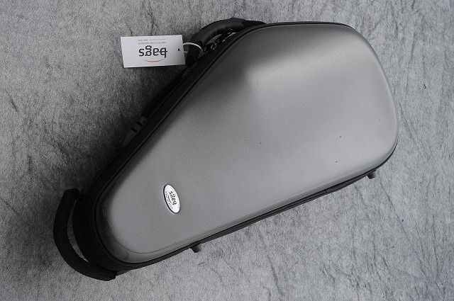 bags FAS ファイバーアルトサックスケース 《メタリックグレー》 次回入荷予約受付中 全国どこでも送料無料 40%OFFの激安セール ラボ在庫品 サキソフォン サックス専門店