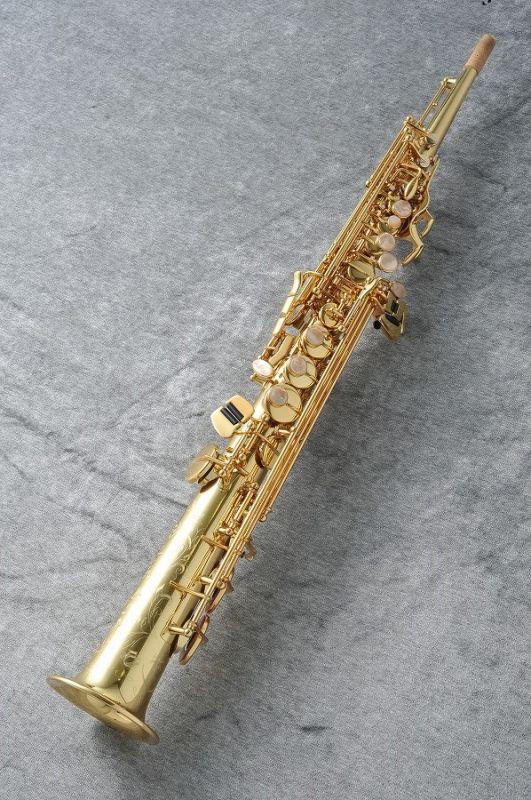 H.Selmer SA80II Jubilee Soprano Sax【次回入荷予約受付中!】【サキソフォンラボ】