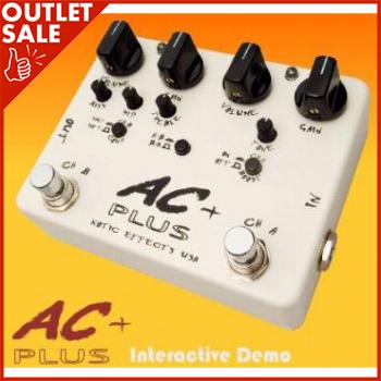 Xotic AC Plus【1台のみ!アウトレット特価!】【送料無料】【ONLINE STORE】