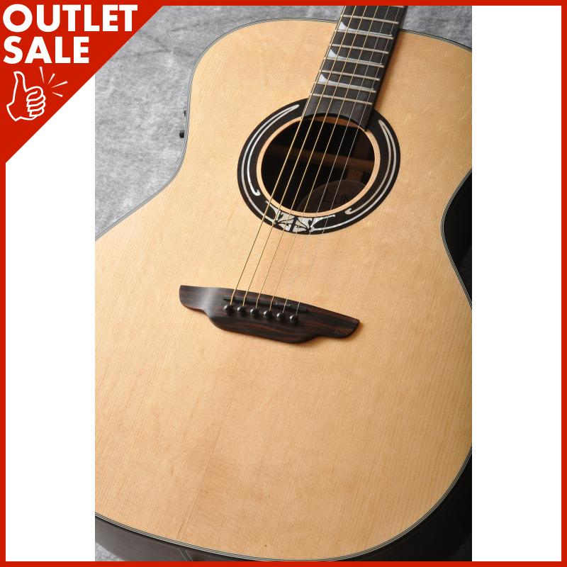 Luna Guitars Art Nouveau inspired full GA spruce rwd 《アコースティックギター》【1台のみ!アウトレット特価!】【送料無料】