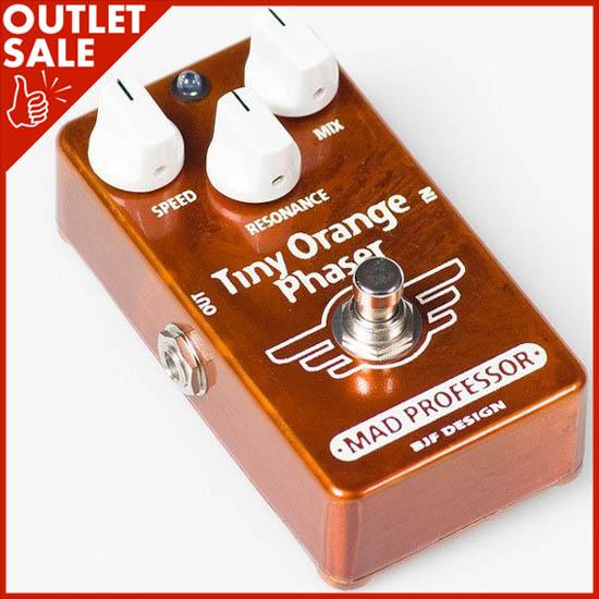 Mad Professor Tiny Orange Phaser 《エフェクター/フェイザー》【1台のみ!アウトレット特価!】【送料無料】【ONLINE STORE】