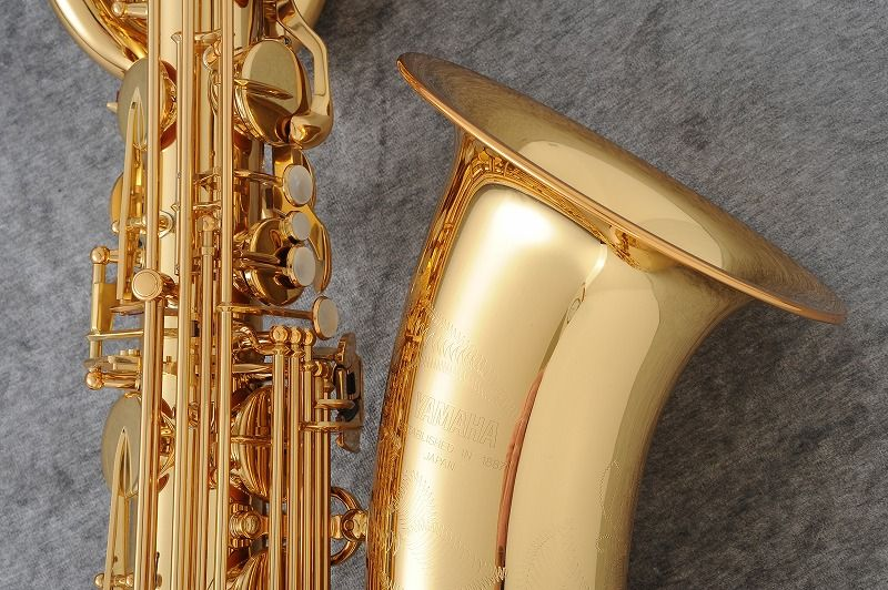Yamaha YBS-62II 【新品】 【サキソフォンラボ在庫品】